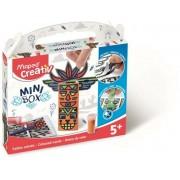 Homokkép készítő kreatív készségfejlesztő készlet, MAPED CREATIV, Mini Box, totem (IMAC907014)