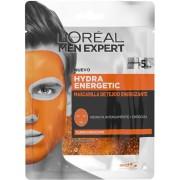 MEN EXPERT hydra energetic masca de față tejido