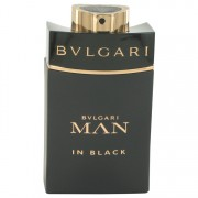 Bvlgari Man In Black Eau De Parfum Spray (Tester) 3.4 oz / 100.55 mL Men's Fragrance 517464