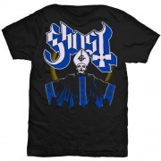 Tricou Ghost: Papa And Band