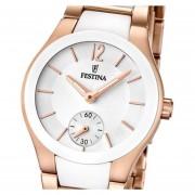 Reloj de pulsera Festina F16589 1-Blanco