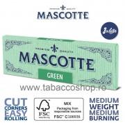 Foite tigari Mascotte Green Cut Corners 50