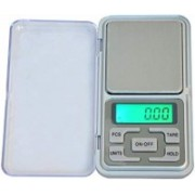 Aryshaa Electronic Pocket Scale MH Series, 200g (Silver) Weighing Scale(Silver)