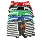 Pepe bavlněné boxerky 3Pack M MIX