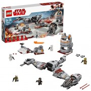Lego 75202 Star Wars Defense on Crait