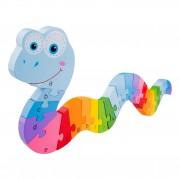 New Classic Toys Alfabet puzzel slang