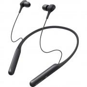 Sony WI-C600N Bluetooth® in ear slušalice u ušima slušalice s mikrofonom, poništavanje buke, NFC crna
