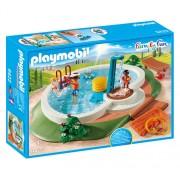 Playmobil Family Fun, Piscina