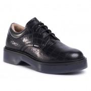 Оксфордки BRONX - 66321-LG Black 01