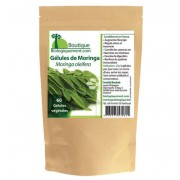 Gélules feuilles de Moringa