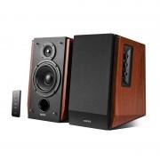 Edifier Studio R1700BT Colunas Bluetooth 66W RMS Castanhas