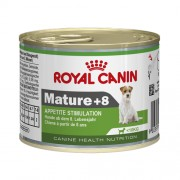 Royal Canin Mini Adult +8, 195 g