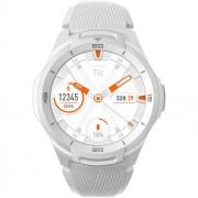 Smartwatch S2 Waterproof cu Monitorizare Ritm Cardiac Alb TICWATCH