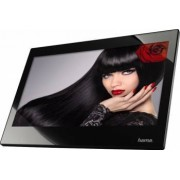 Rama foto digitala Hama 133SLPFHD 13.3 inch Full HD HDMI Slim Negru