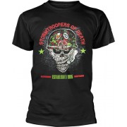 S.O.D. Stormtroopers Of Death Helmet Head T-Shirt S