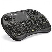 s4d Mini Portable Wireless Keyboard With Built-In Mouse