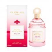 Guerlain - aqua allegoria rosa pop eau de toilette - 100 ml spray