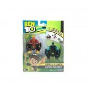 Set 2 figurine Ben 10 Torta Vie si XLR8, 4 ani+