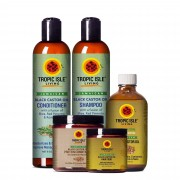Wonderolie Shampoo met Shea Butter (JBCO) - 236 ml Tropic Isle Living