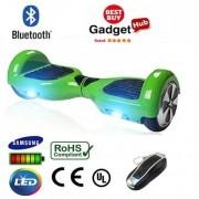 "6.5"" Torque Green Bluetooth Segway Hoverboard"