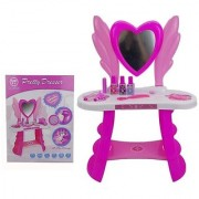 Oh Baby branded New PINK color Miss World Doll With Make-Up Set FOR YOUR KIDS SE-ET-339