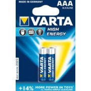 Baterii Varta 4903121412 AAA Alkaline, 1.5V