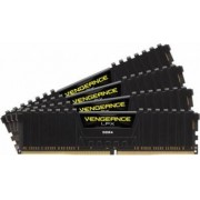Kit Memorie Corsair Vengeance LPX 32GB 4x8GB DDR4 3200MHz CL16 neagra