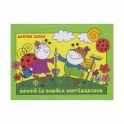 Bogyó és Babóca kertészkedik - Bartos Erika