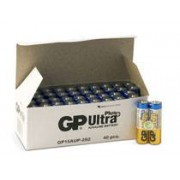 GP Batteri Gp Ultra Plus Alkaline Aa/lr6 40st/fp