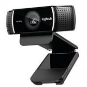 Уеб камера с микрофон LOGITECH C922 PRO STREAM, Full-HD, USB2.0, 960-001088 - Разопакован продукт