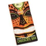 Ciocolata cu Portocale Raw Bio Lifefood 70gr