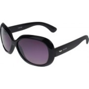 CREATURE Oval Sunglasses(Violet)