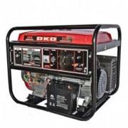 Generator electric pe benzina LB 6000E 5 KW rezervor 25 L pornire electrica