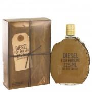 Fuel For Life by Diesel Eau De Toilette Spray 4.2 oz