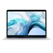 "Лаптоп Apple MacBook Air 13 (2018)(MREC2ZE/A)(сребрист), двуядрен Intel Core i5 1.6/3.6GHz, 13.3"" (33.78 cm) WQXGA Retina дисплей(Thunderbolt), 8GB LPDDR3, 256GB SSD, 2x Thunderbolt 3, MacOS Mojave, 1.25kg, Анг. клавиатура"