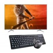 Pantalla Smart Tv Sharp 43 Pulgadas FHD + TECLADO Y MOUSE INALAMBRICO
