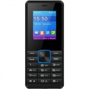 I Kall K44 1.77 Inch Display Dual Sim Feature Phone with 1 Year Manufacture Warranty