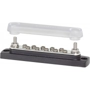 Blue Sea Systems 10 Gang Common 150A Busbar with Cover