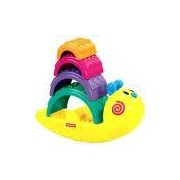 Empilha Caracol - Fisher Price