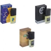 Skyedventures Set of 3 ILU-Kabra Black-The Boss Perfume