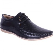Shoebook Mens Black Loafers