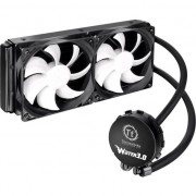 Cooler Procesor Thermaltake Water 3.0 Extreme S, 2 x 120 mm, Compatibil Intel/AMD