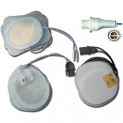 coppia piastre elettrodi monopaziente per defibrillatori philips laerd