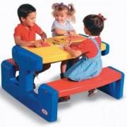 Голяма детска маса за пикник - Little Tikes, 320039