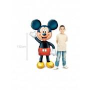 Vegaoo Enorme aluminium Mickey Mouse ballon One Size