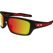Oakley Sports Sunglass(Red)