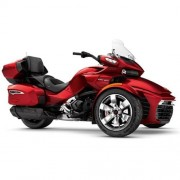 Can-Am Spyder F3 Limited SE6 Intense Red Pearl '17