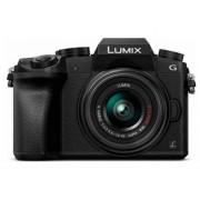 Panasonic Lumix DMC-G70 Kit schwarz + H-FS 14-42