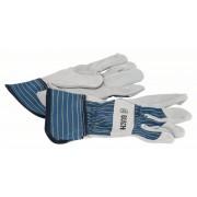 Ръкавица защитна от цепена говежда кожа GL SL 11 EN 388, 2607990107, BOSCH