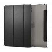 """Spigen Smart Fold Apple iPad Air 10.5"""" oldalra nyíló tok, fekete"""